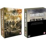 The Pacific / Band Of Brothers - Limited Edition Gift Set (HBO) [DVD]